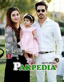 Wahaj Ali family