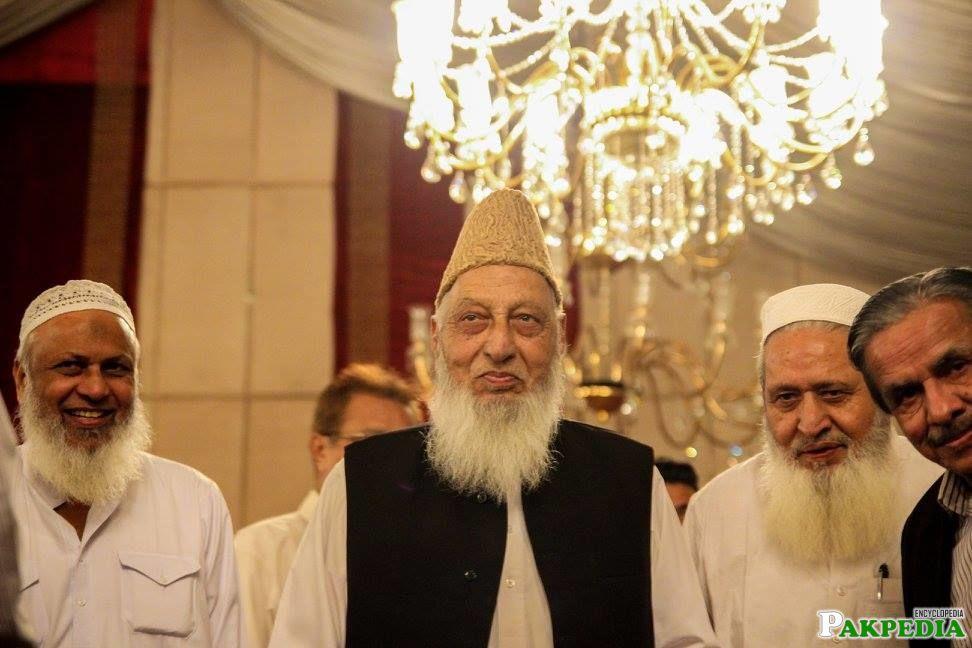 Naimatullah Khan at Pearl Continental Karachi.
