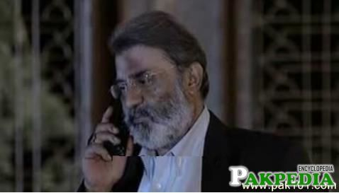 Shafi Muhammad shah in TV Drama serial