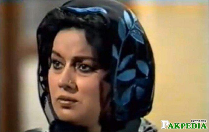 Tahira Wasti was one of the most recognized face