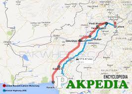 Pakistan motorway