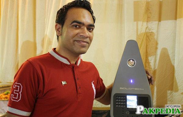 Farhan Masood Invention