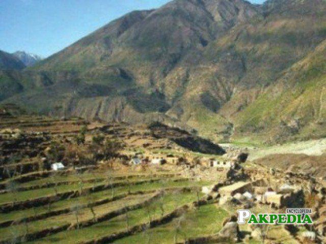 Bajaur Agency has natural Beauty