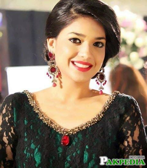 Sanam Jung is a great actress
