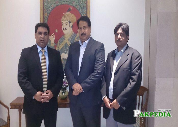 Rai Haider Ali Khan appointed as special advisor to CM