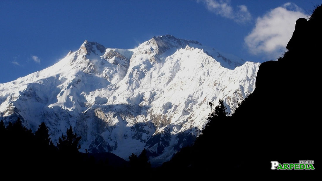 9th Highest Mountain of World