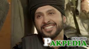 Nice photo of Ali Kazmi