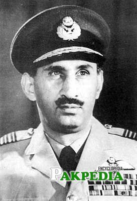 Commander in Chief of Pakistan Air Force