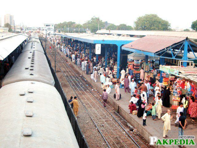 Pakistan Railway Station