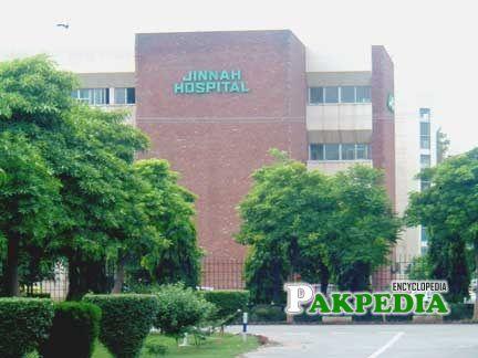 Jinnah Memorial Hospital History