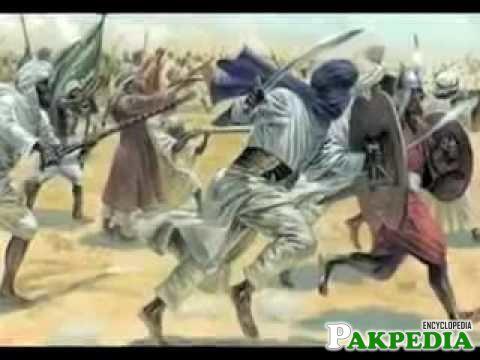Muhammad Bin Qasim War Image
