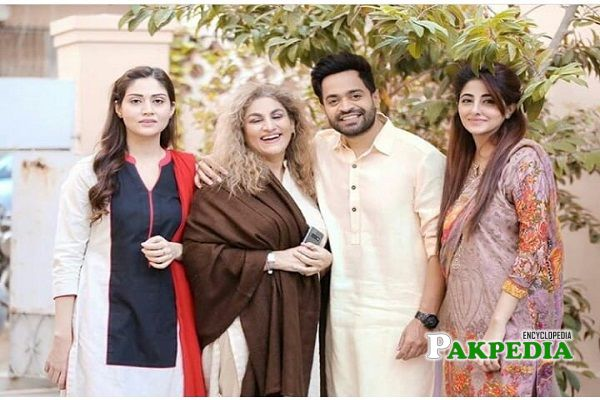 Fatima Sohail is going to make her dubut on small screen