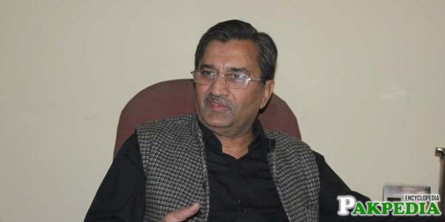 Muhammad Pervaiz Malik member of PML N
