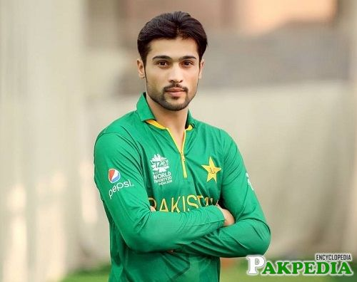 Mohammad Amir Has Great Career