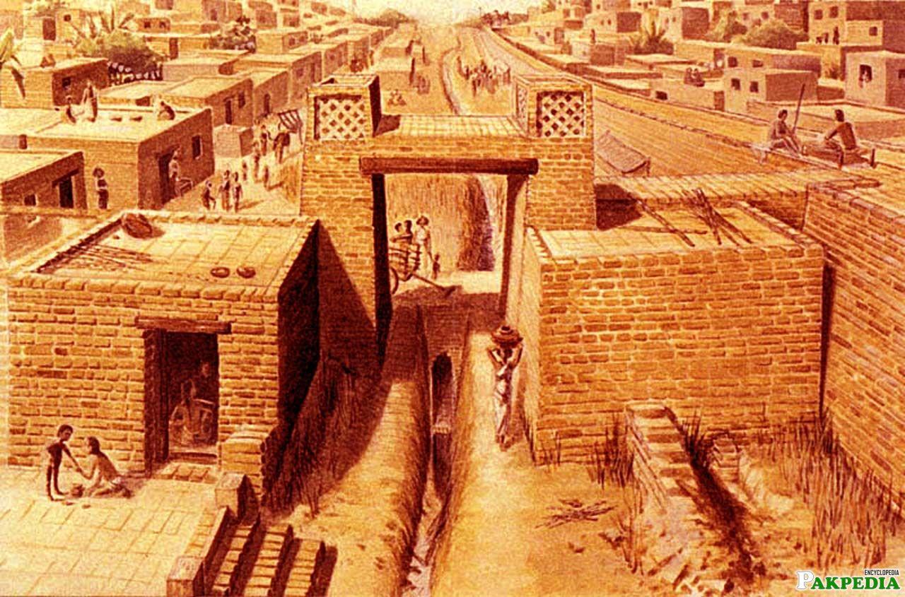 Harappa Old Image