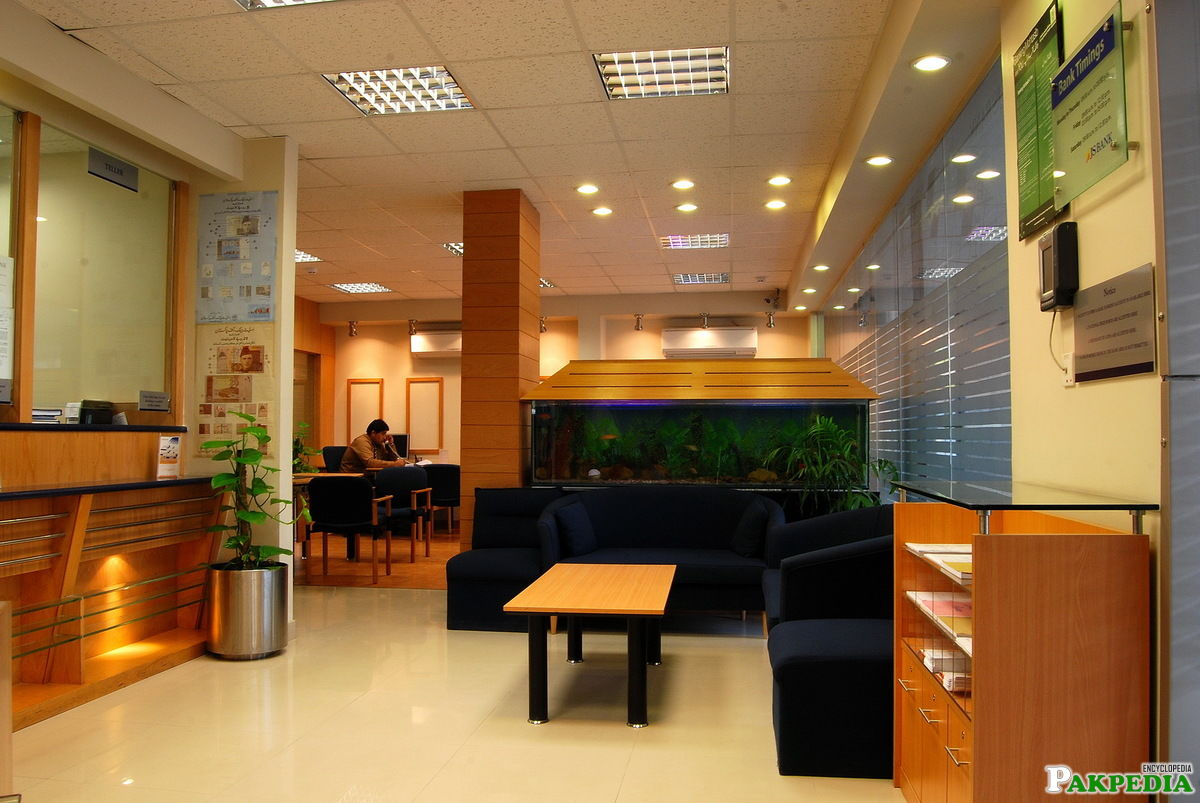 JS Bank Karchi head office
