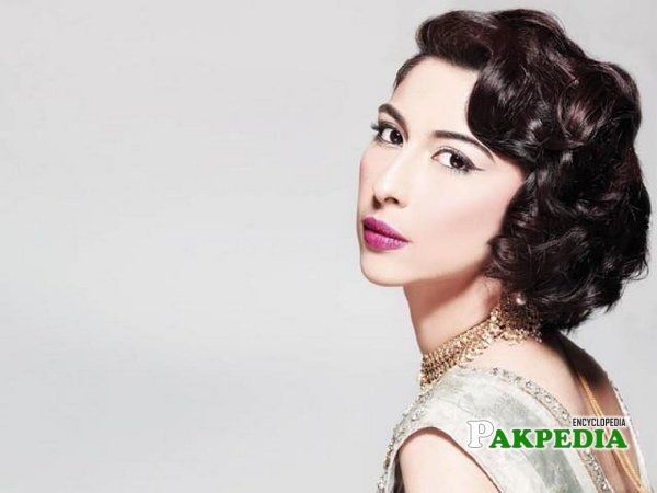 Biography of Meesha Shafi as a Actor