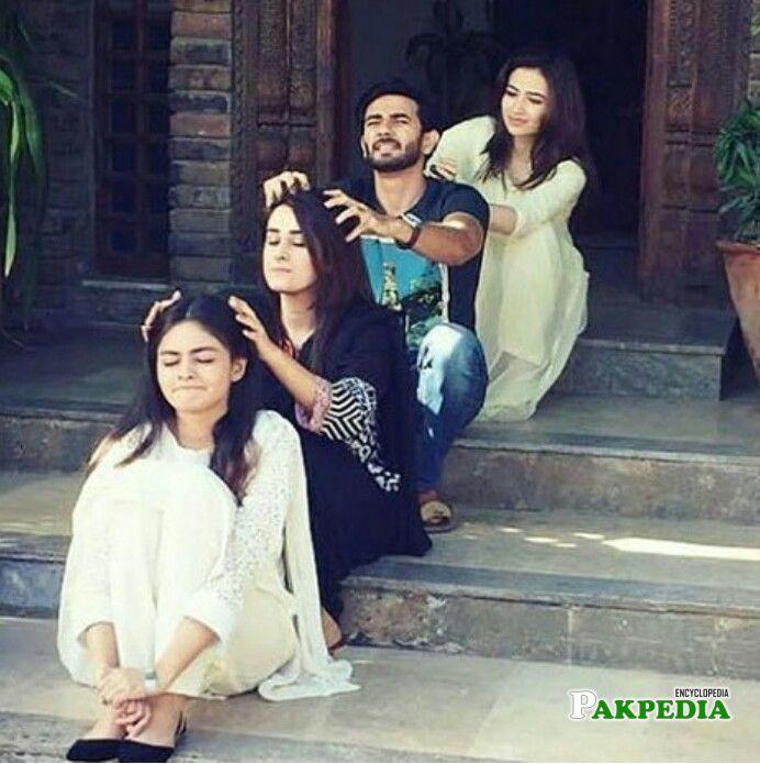 In drama Khaani