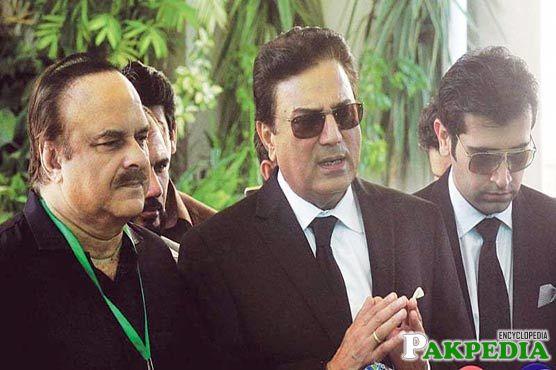Naeem Bokhari & friends