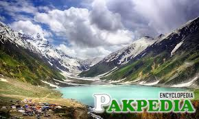 Lake Saiful Malook in Naran