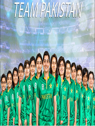 Pakistan Women's National Cricket Team