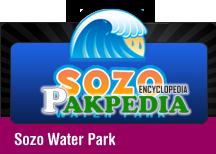 Logo of Sozo water park