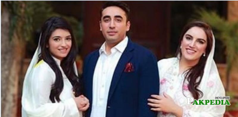 Grand Childrens of Hakim Ali zardari