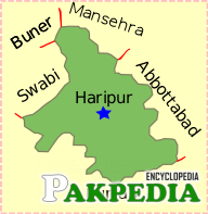 Haripur City Map