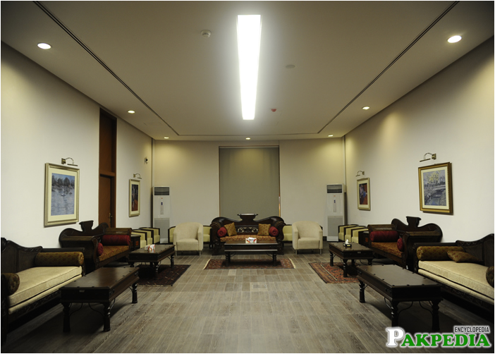 Meeting Room, Expo Centre Lahore