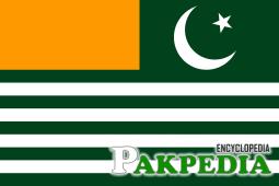 Flag of Azad Kashmir