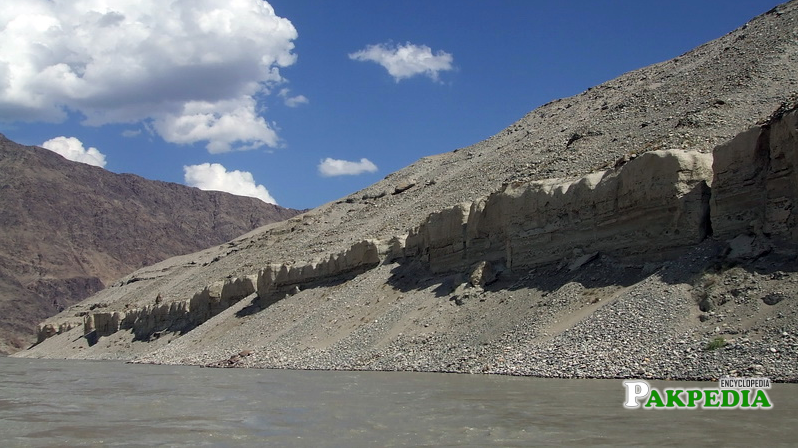 Chilas Indus River
