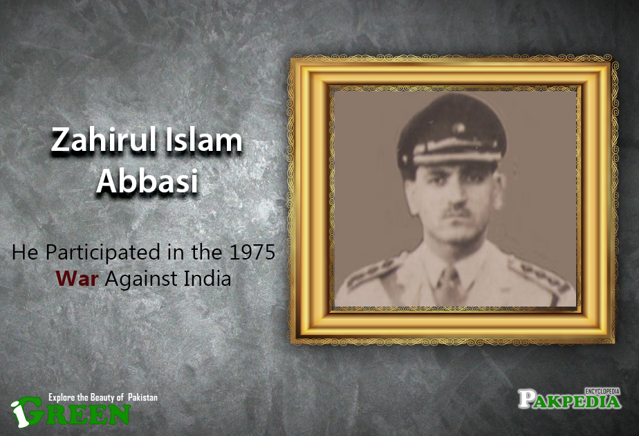 Former Commander and Officer of the Pakistan