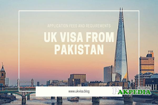 Pakistan UK Visa