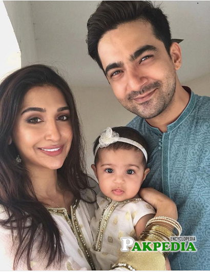 Ali Safina and Hira Tareen blessed with a girl