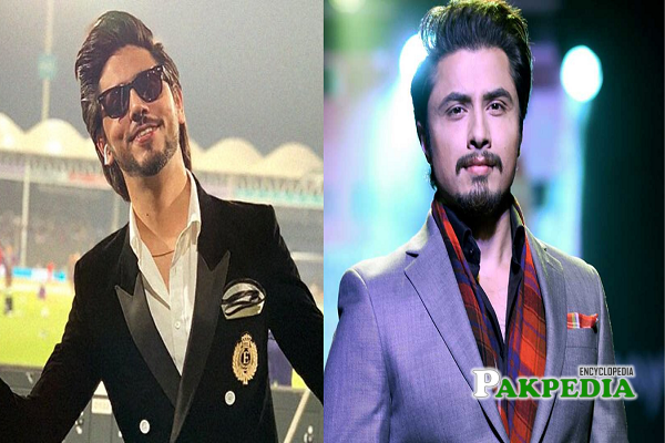 Ahmed suspended by PSL for commenting on Ali Zafar