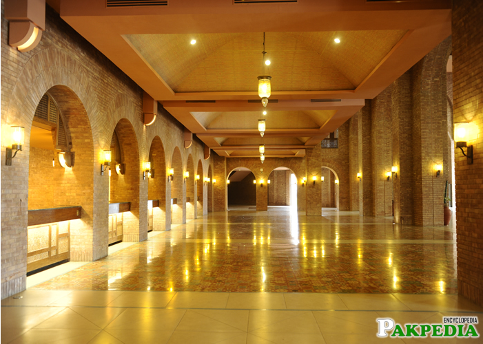 Foyer Area, Expo Centre Lahore