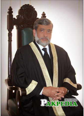 Former Chief Justice