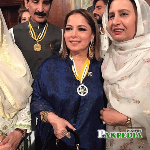 Babra Sharif awards
