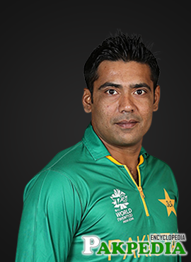 Mohammad Sami in Green Shirt