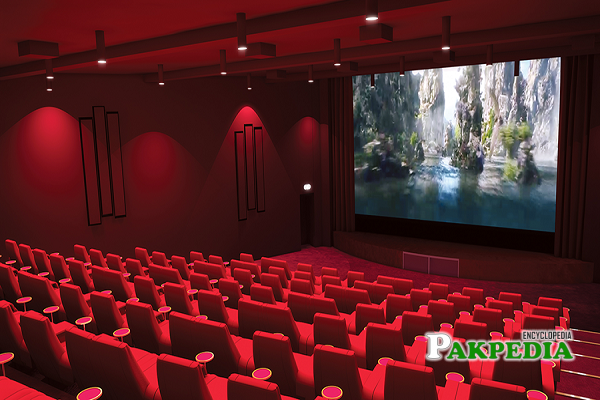 Faisalabad Cinemas location