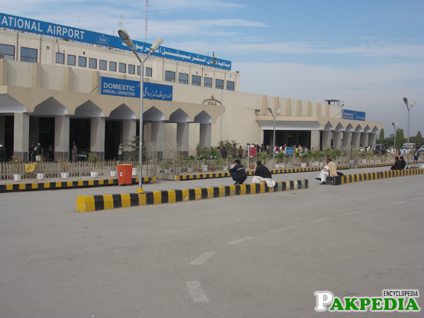 Airport Outside View