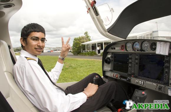 Student Air-Eagle-Acadmy