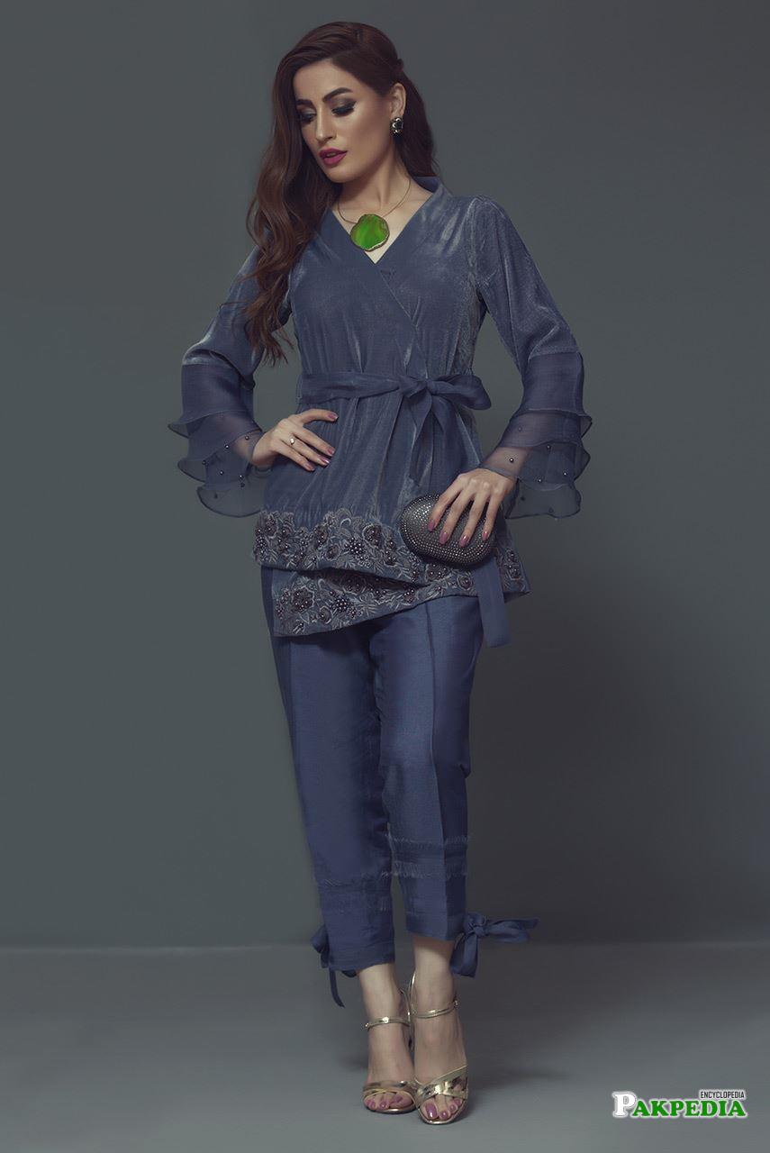 Ayesha Ibrahim Formal New Collection