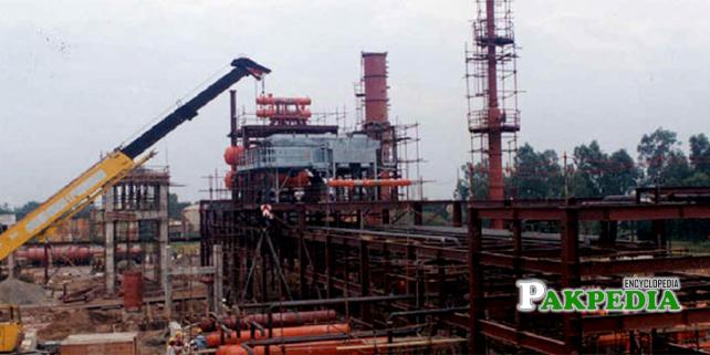 Oil Refining Industry
