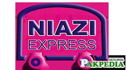 Logo of Niazi Express