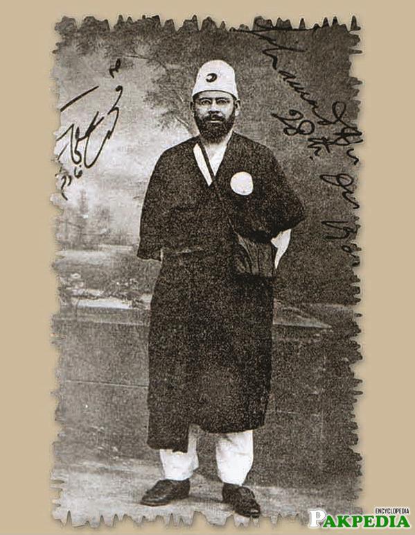 Moulana Mohammad Ali Joher Scholar