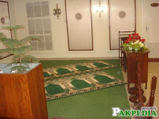 Airport Prayer Room