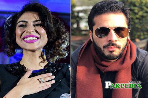 Meesha Shafi blackmail Hassan for supporting Ali Zafar