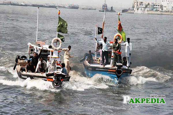 pakistan coast guard marine company