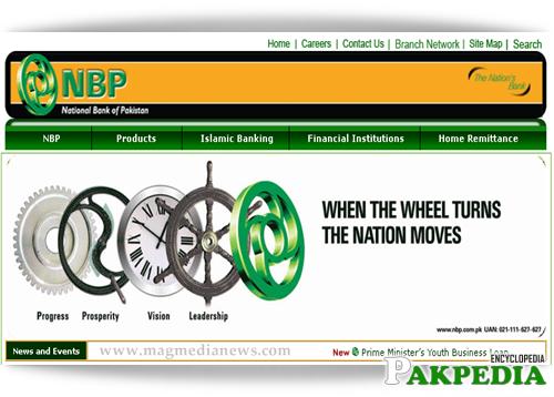 National Bank of Pakistan Motto